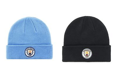 Manchester City F.C. Cuff Knitted Hat