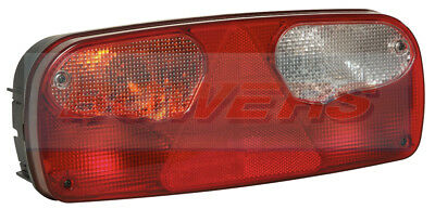 Aspock Ecopoint 1 Rear Left Hand Combination Tail Light Lamp Truck Lorry Trailer