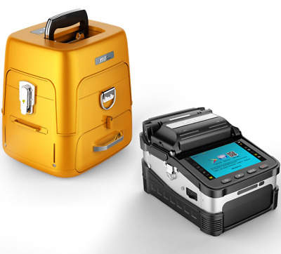 Optical Fiber Fusion Splicer with Automatic Focus Function - Signal Fire AI-7