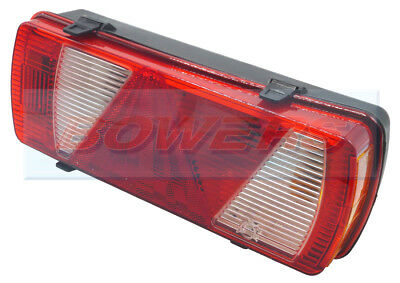 Aspock Ecoflex Rear Right Hand Combination Tail Light Lamp Truck Lorry Trailer