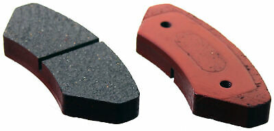 Goldspeed Brake Pad Set For Zip Red (95mm x 39mm x 14mm) Go Kart
