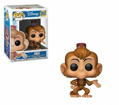 Funko POP! Disney Aladdin Abu Vinyl Figure #353 (In Stock)