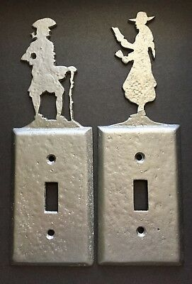 Vintage Colonial Style Switch Plate Covers