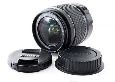 New Canon EF-S 18-55mm f/3.5-5.6 III lens, shipping from Canada