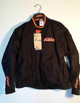 Ktm Thor S9 Enduro Jacket U6909066 Large