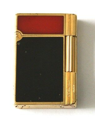 "S.t. Dupont Feuerzeug Gatsby ""wempe"" Limited Edition Lighter"