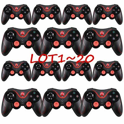 LOT Wireless Bluetooth Gamepad Remote Controller Joystick For PS3 Playstation 3