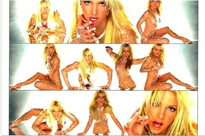 Britney Spears - 10 Little Pics In One Photo !!! (Toxic)