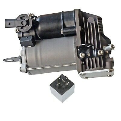 Mercedes R-Class W251 2-Corner Air Suspension Compressor Isolator Kit 2513202604
