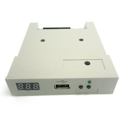 SFR1M44 U100 USB Floppy Drive Emulator ABS machine for industry Grey N4C4