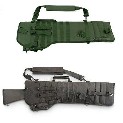 Rifle Scabbard Tactical Shoulder Case Shotgun Hunting Bags Protection Carrier