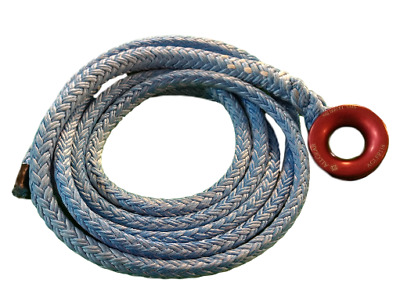 Arborist Ring Rigging Sling, 12 Strand Dead Eye Rigging Ring Sling, Tree Work,