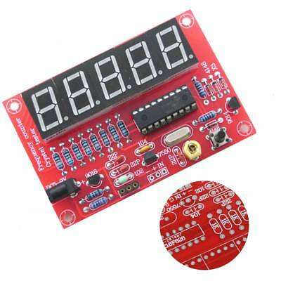 Digital LED 1Hz-50MHz Crystal Frequency Oscillator Counter Meter Tester Kits DIY