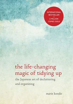 E-B00K - The Life Changing Magic of Tidying Up: The Japanese Art by Marie Kondo