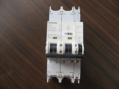 SIEMENS 5ST3010 AS Circuit Breaker Auxiliary Switch - $9 00