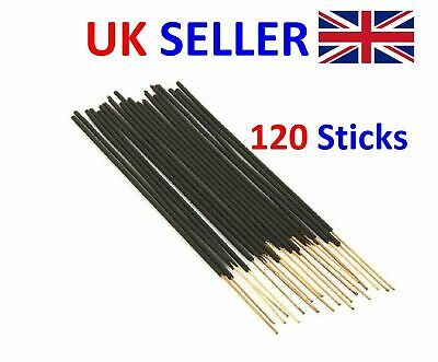 HEM Incense Sticks Full Box = 120 Sticks Hand Rolled Aroma Agarbatti Insence UK