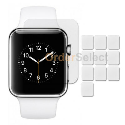 10X LCD Ultra Clear Screen Protector for Apple iWatch Sport Watch 2nd Gen 38mm
