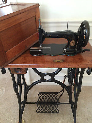 Serviced Antique 1874 Singer 12 Treadle Sewing Machine ~SEE VIDEO~SEWS GREAT!