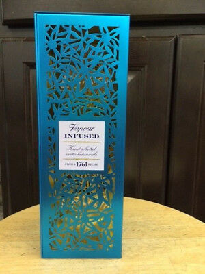 Bombay Sapphire TIN for 750ml Bottle !! Limited Edition !!