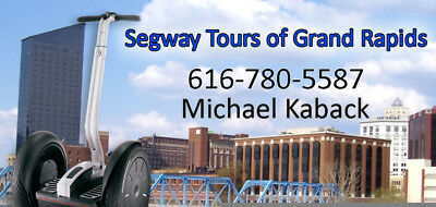 Grand Rapids, MI Segway Guided Tour 15% off coupon M-TH