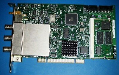 NI PCI-5112 100Mhz Deep Memory Digitizer Scope National Instruments *Tested*