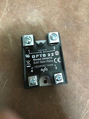 *new* 240A10 Opto 22 Ac Control Solid State Relay
