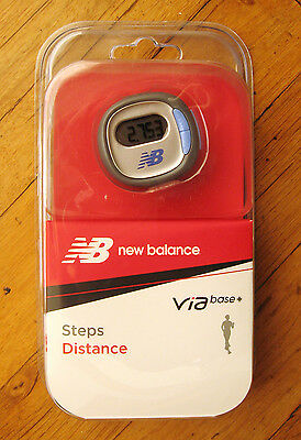 NEW NB New Balance Via Base + Pedometer Steps/Distance Model 50069NB