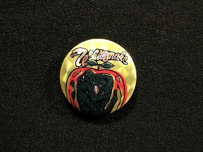 Whitesnake Vintage Prismatic Button Pin Badge Not Shirt Patch Cd Lp  Uk Made