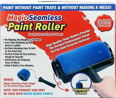 Magic Seamless Paint Roller Kit