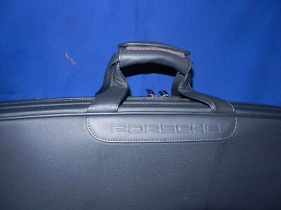 Porsche 911AE 40th Anniversary Edition 2 Pc Luggage Set. NEW Impossible to find.