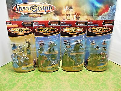 Heroscape Wave 12/D2 Warriors of Eberron, NIB, Complete