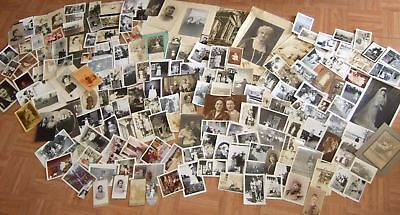 Large Lot 175 Antique and Vintage Photographs ~ Americana