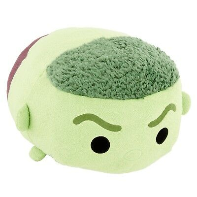 "Disney Marvel Hulk Tsum Tsum Plush Doll LARGE JUMBO 18"" 20"" Green NEW NWT"