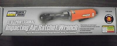 "Earthquake 3/8"" Professional Impacting Air Ratchet Wrench 68426 BRAND NEW"