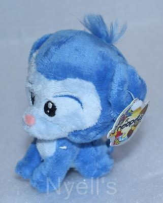 Neopets Petpet Puppyblew Blue Dog Puppy New Tags
