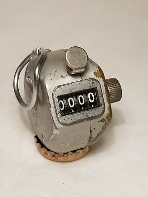 VINTAGE VEEDER ROOT COUNTER patented Aug 10, 1915