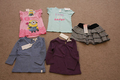 NEW Bulk lot girls clothes size 1 half price clearance Target Pumpkin Patch etc