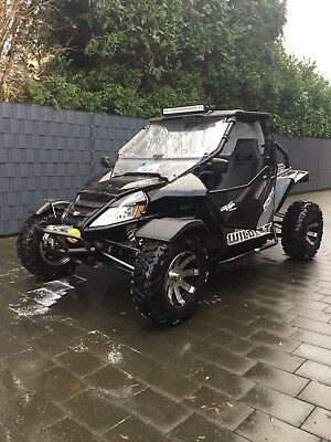 Arctic Cat Wildcat Wild Cat 1000i GT X