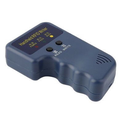 Handheld 125KHz RFID Copier Writer Readers Duplicator With 10PCS ID Tags A9D1