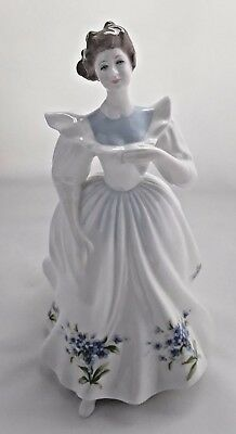 Royal Doulton Figure Of The Month JULY Figurine