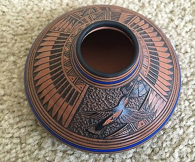 Bob Lansing Navajo Native American Indian pottery