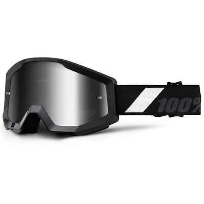 100% Prozent Goggle Enduro MX Brille Cross Strata Junior Kinderbrille Goliath