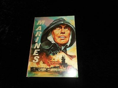 Marines 20 Editions EDI 1965