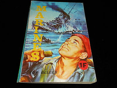 Marines 29 Editions EDI 1965