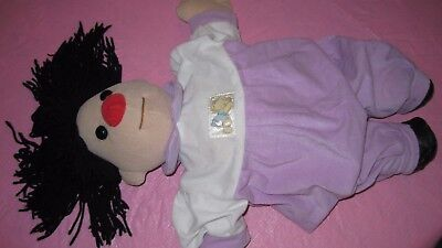 "Vintage Big Comfy Couch Molly Doll 18"" 1995 Commonwealth Toy"
