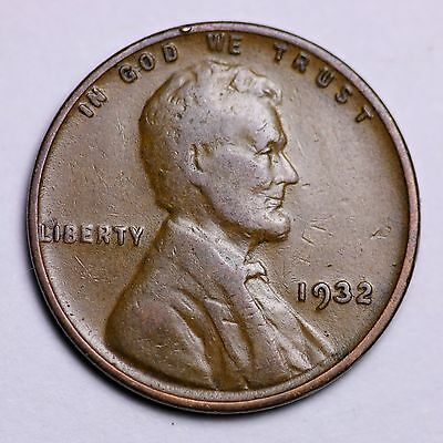 1932 Lincoln Wheat Cent Penny LOWEST PRICES ON THE BAY!  FREE SHIPPING!