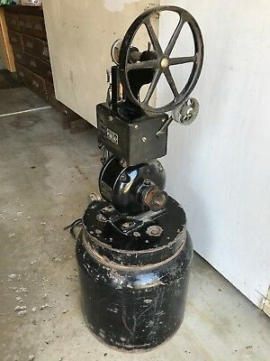 Rare Antique Pelton & Crane Dental Air Compressor Pump Motor Model 10 Pickup