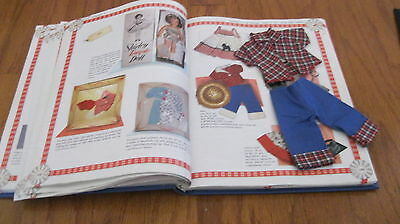 Shirley Temple Ideal Tagged Red Plaid Pedal Pushers & Shirt For  St-12  Doll