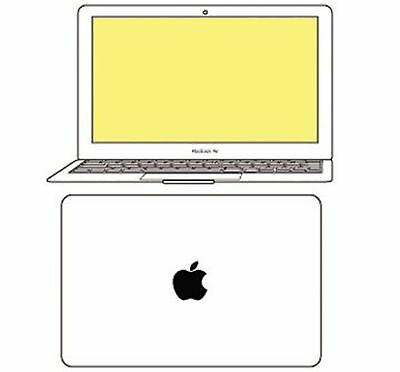 Martin Fields Overlay Plus Screen Protector (Apple MacBook Air 11)