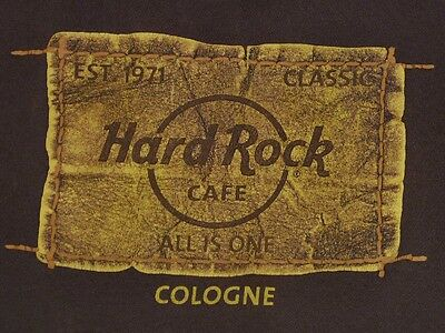 HARD ROCK CAFE Cologne France T-shirt L